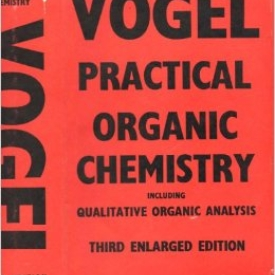 Vogel Practical Ochem