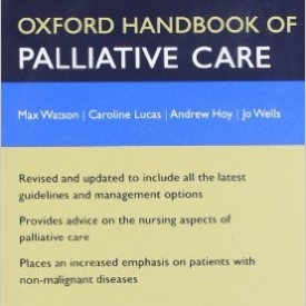 Oxford Handbook of Palliative Care (1st Edition)