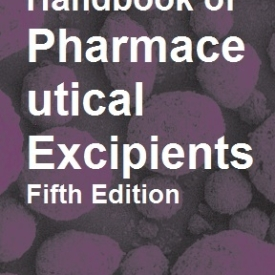 Handbook of Pharmaceutical Excipients 5th edition