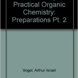 Elementry Practical Chemistry By Vogels