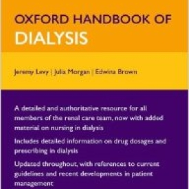 Oxford Hand book Of Dialysis (2nd Edition)