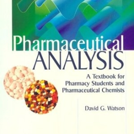 Pharmaceutical Analysis by Leeand Webb
