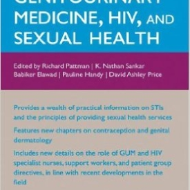 Oxford Handbook of Genitourinary Medicine, HIV, & AIDS (1st Edition)