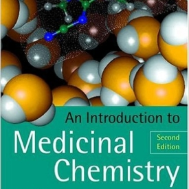 Medicinal chemistry by Grahim Patrick