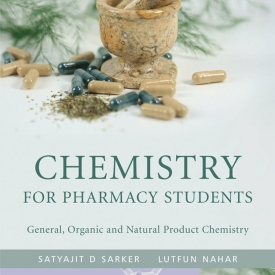 Chemistry for pharmacy students general organic and natural product chemistry