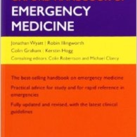 Oxford Hand book Of Accident & Emergency Medicine (2nd Edition)