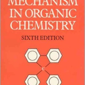 A Guide book to Mechanismin Organic Chemistry by Sykes