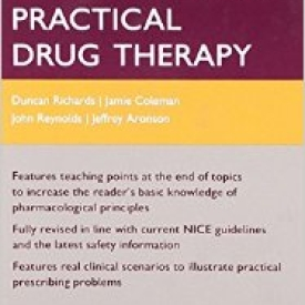 Oxford Handbook of Practical Drug Therapy (1st Edition)