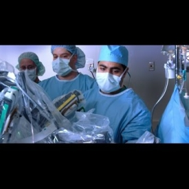 Robot Prostate Cancer Surgery